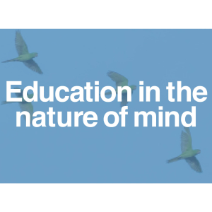 Education in the Nature of Mind - Open Meeting