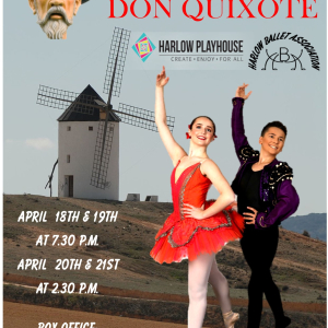 Don Quixote - Harlow Ballet Association