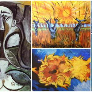 loveART?-Acrylic Painting Workshops - Beginners and Budding Artists