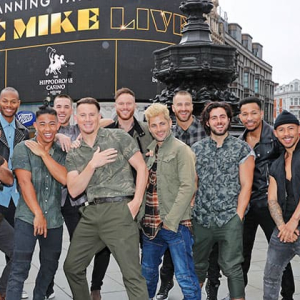 Magic Mike Live – Saturday 19th January | 7:30pm