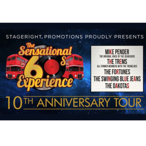 Sensational 60's Experience 10th Anniversary Tour