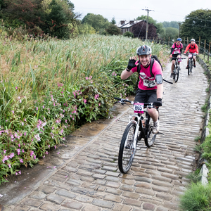 Pedal to the Pier bike ride - Manchester to Blackpool 14th September 2019