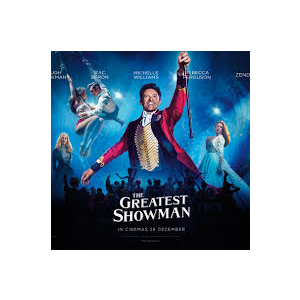 Little Paxton Pictures  - The Greatest Showman