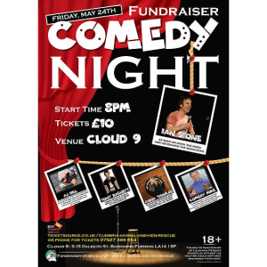 Cumbria Animal and Hen Rescue Fundraising Night