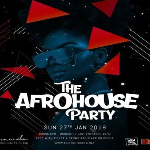The Afro House Party