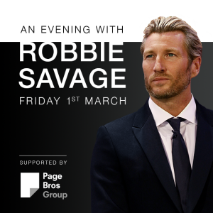 An Evening With Robbie Savage