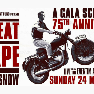 The Great Escape 75th Anniversary Event