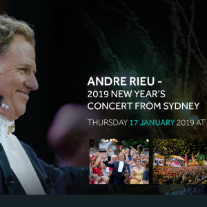Andre Rieu New Years Concert from Sydney
