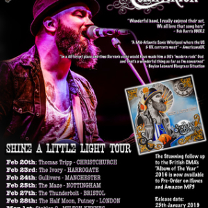 The Southern Companion: Live Folk at Half Moon Putney London Thurs 28th Feb