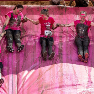 Newcastle Pretty Muddy 5k 2019