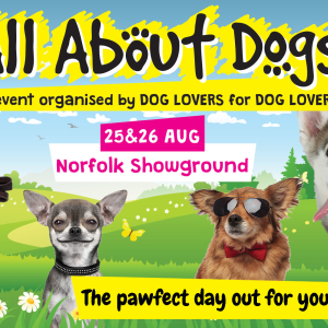 All About Dogs Show Norfolk