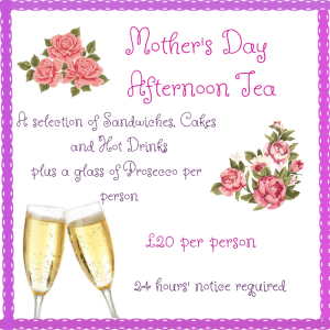 Mother's Day Afternoon Tea @ The Littleton!