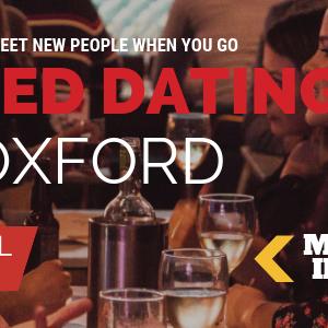 speed dating oxon 19 dating 24 år gammel