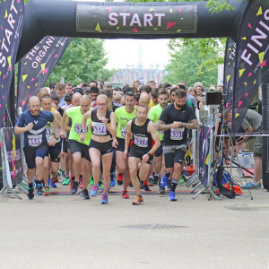 Queen Elizabeth Olympic Park: May 10K - Saturday 4 May 2019