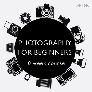 Photography for beginners 10 week course