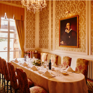 Gourmet Champagne Dinner at Luton Hoo Hotel