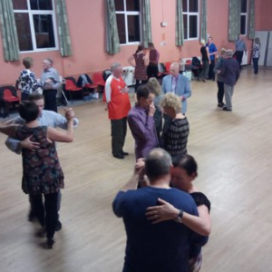 Tango at St James Church Hall