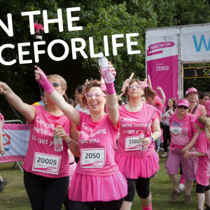 Cancer Research UK's Race for Life Haydock
