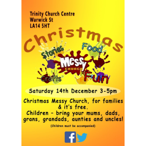 Messy Church at Trinity Church Centre