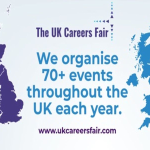 The UK Careers Fair in Portsmouth - 10th April
