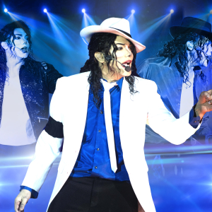 King of Pop - The Legend Continues starring Navi