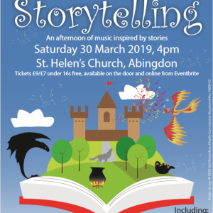 Storytelling by Abingdon Concert Band