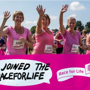 Cancer Research UK Coventry & Warwickshire Race for Life