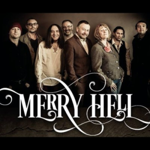 Merry Hell Acoustic with support