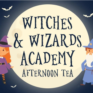 Witches & Wizards Academy Afternoon Tea