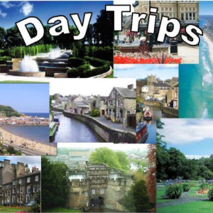 Robinsons Coach Travel - 2019 Day Trips
