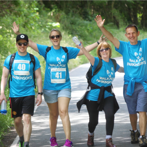 Walk for Parkinson's - Leeds Castle