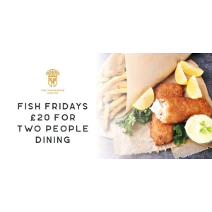 Fish Fridays at the 1699 Brasserie