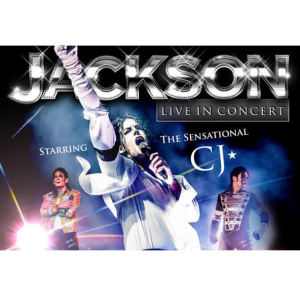 Jackson – Live in Concert STARRING BEN AND HIS INCREDIBLE BAND & DANCERS