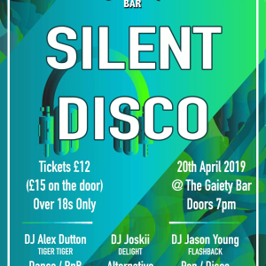 Funbooth Silent Disco