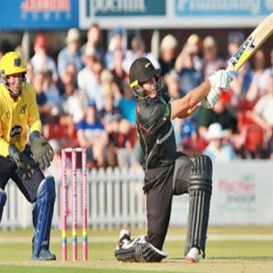 Leicestershire Foxes v Yorkshire Vikings T20