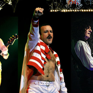 The Bohemians: Queen The Greatest Hits Tour