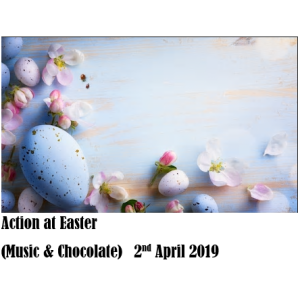 Action at Easter - Music & Chocolate