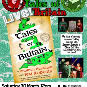 Tales of Britain LIVE