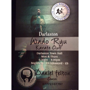 Wado Ryu Karate Club at Darlaston Town Hall