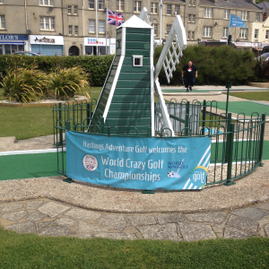 ENTRY OPEN TO WORLD CRAZY GOLF CHAMPIONSHIPS & NEW JUNIOR CATEGORY LAUNCHED