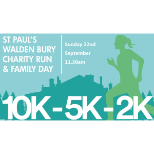 St Paul's Walden Bury Charity Run and Family Fun Day