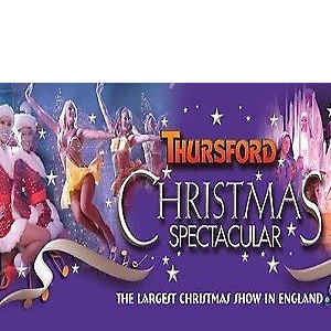 DAY TRIP - THURSFORD CHRISTMAS SPECTACULAR