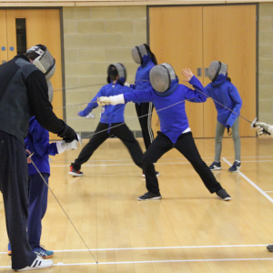 Summer Fencing Course