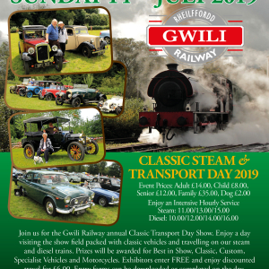 Gwili Railway Classic Vehicle Show