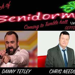 Benidorm comes to Tumble Hall