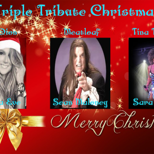 Triple Tribute Night - Celine Dion, Tina Turner & Meatloaf