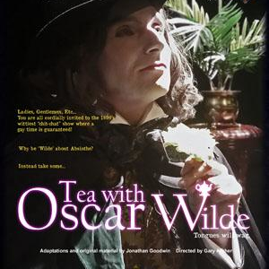 Tea with Oscar Wilde