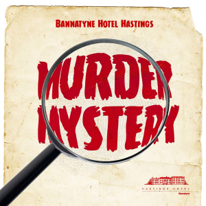 Bannatyne All Hallows Eve Murder Mystery