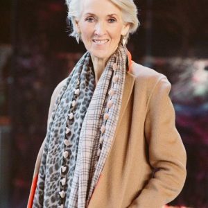 Tea with Joanna Trollope