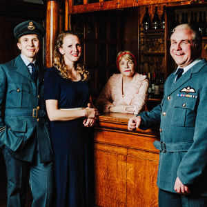 Shropshire Drama Company presents Flare Path by Terence Rattigan